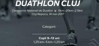 Campionatul Național de Duatlon – 14 Mai 2017