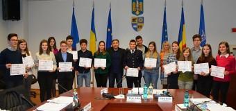Elevii clujeni care au obținut nota 10 la examenul de Bacalaureat vor fi premiați de Consiliul Județean