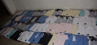 Percheziții la Cluj-Napoca și Florești: polițiștii au indisponibilizat produse contrafăcute de 80.000 euro și sume de bani