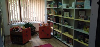 """O nouă filială a Bibliotecii Județene """"Octavian Goga"""", în cartierul clujean Grigorescu"""