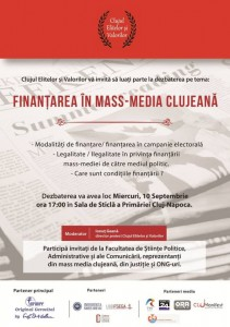 finantarea in mass media