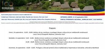 Eveniment dedicat aniversării Centenarului Marii Uniri la Muzeul Etnografic al Transilvaniei. Afla despre ce este vorba