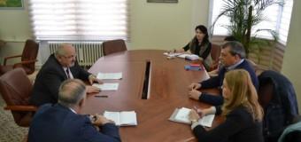 Incredibil! Prefectul a propus soluții Legale în problema gunoaielor de la Florești dar edilul a plecat de la masa discuțiilor