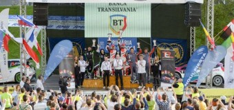 BT Transilvania Rally powered by Ford – rezultate finale
