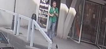 Bărbat bănuit de furt, căutat de polițiști. L-ați văzut?