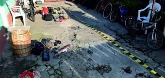 Polițiștii au făcut percheziții la domiciliul tânărului care a comis mai multe furturi. Iată ce au descoperit.