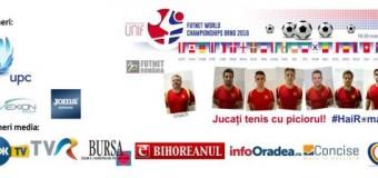 S-a stabilit componența lotului național de futnet.