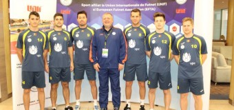 Raport de performanță a echipei naționale de futnet a României