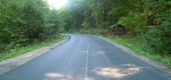 Restricții de circulație propuse pentru două drumuri județene recent reparate de Consiliul Județean