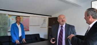 Prefectul Clujului a efectuat o vizită de informare în comunele Negreni şi Poieni