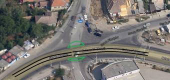 Primăria Cluj-Napoca anunță reînființarea sensului giratoriu la intersecția străzilor Oașului-bdul Muncii