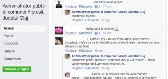 Noul administrator public al Floreștiului este un fost polițist.