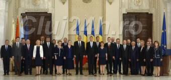 Guvernul Tudose a depus jurământul. Iohannis: Terminați cu țopăiala fiscal-bugetară. Guvernați responsabil!