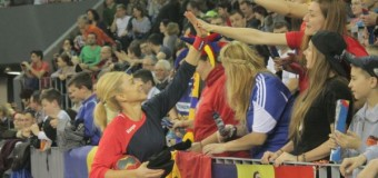 Handbal feminin. Au mai ramas 4000 bilete pentru meciul cu Serbia!