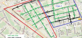 Atenție șoferi! Se anunță noi reglementari de circulație in cartierul Gheorgheni. Află detalii.