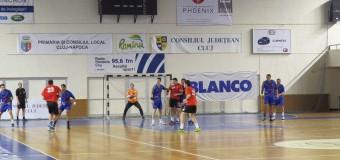 Facultatea de Educație Fizică și Sport din cadrul UBB și-a dat mâna cu Universitatea Cluj-Napoca pentru a revigora handbalul masculin clujean