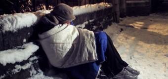Se anunţă vreme geroasă. Unde se pot adăposti persoanele fără adăpost din Cluj şi Huedin?