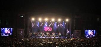 Concertul Illés 50, recordul Zilelor Culturale Maghiare ediţia 2014. Zeci de mii de vizitatori au venit la festivalul cultural maghiar
