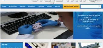 Mai multe ghișee disponibile pentru programările online la Serviciul Permise şi Înmatriculare a Vehiculelor Cluj