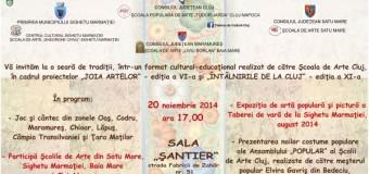 """""""Întâlnirile de la Cluj"""" – 20 noiembrie 2014"""