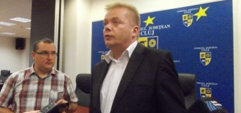 """Ioan Oleleu: """"Majoritatea nou creată în Consiliul Judeţen Cluj bloca orice proiect politic"""". Vezi de ce a demisionat vicele CJ Cluj."""