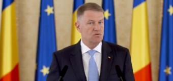 """Klaus Iohannis dupa ce Citu si-a depus mandatul: """"Rafuielile politice nu-si au rostul in actualul context!""""."""