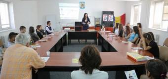 Consiliul Judeţean demarează proiectul inovativ de orientare vocaţională a tinerilor instituţionalizaţi
