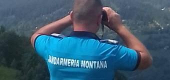 Femei salvate după ce se rătăciseră pe munte.