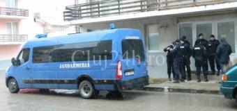 Efective de jandarmi vor asigura măsuri de ordine publică  la meciul de fotbal dintre Universitatea şi Astra
