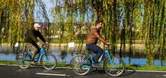 Primăria va elibera 3.500 de carduri noi de utilizator pentru sistemul de bike sharing