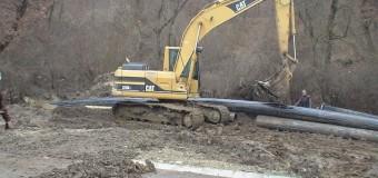 Încep lucrările de alimentare cu apă și canalizare în municipiul Gherla și comunele limitrofe