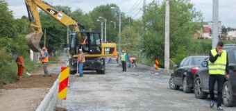 Atenție, șoferi! Este anunțată închiderea temporară sens de circulație pe strada Bună Ziua