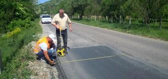Se execută lucrări de întreținere pe drumul județean 109C Fizeșu Gherlii – Sântioana – Ţaga