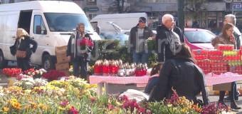 431 de locuri aprobate pentru comercializarea florilor şi lumânărilor cu ocazia zilei de 1 noiembrie