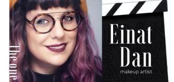 Einat Dan Make-up artist – primul speaker anunțat la Transylvania Makeup Series