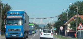 A fost instituit sens unic de circulație pe strada Lacul Roșu