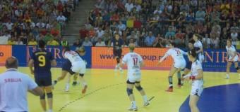 Handbal: România a pierdut returul cu Serbia, dar merge la Mondiale – (24-28)