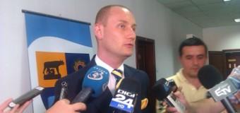 Mihai Seplecan a fost ales de consilierii judeteni, presedinte al Consiliului Judetean Cluj