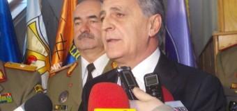 """Mircea Duşa a fost prezent astăzi la autoevaluarea Diviziei 4 Infanterie """"Gemina"""". Ce noutăţi a adus?"""