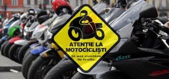 Peste 300 de motocicliști, așteptați la campania de prevenire a incidentelor în trafic.