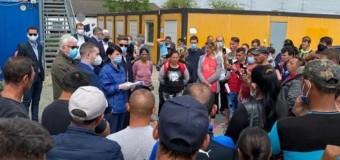 """Muncitori români în Germania – Mihai Nicolae Ucă: """"Verificările în teren vor continua atât în România, cât și în Germania""""."""