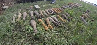 Echipa pirotehnică a ISU Cluj a detonat muniţia găsită pe teritoriul judeţului