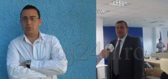 """Primarul din Florești îi răspunde lui Nasra și îl numește """"Mare Anonim Rosu"""""""