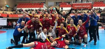 Naționala feminină de handbal, calificată DIRECT la EURO2020!
