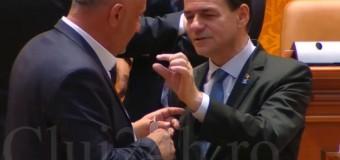 Guvernul Orban – învestit! 240 de parlamentari au votat noul Guvern.