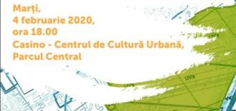 """Dezbatere CIIC privind """"Parcul Est – pregătirea temei pentru concursul de soluții"""""""