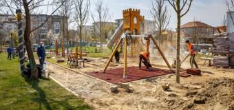 Cluj-Napoca: Un nou parc îi aşteaptă pe clujeni la încheierea stării de urgenţă