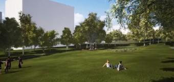 """""""Parcul Observator"""", Zorilor – un nou parc in Cluj-Napoca."""