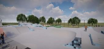 3,6 milioane de lei pentru Skatepark-ul Rozelor. Iata cum va arăta