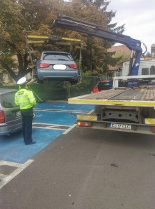 parcare pers handicap